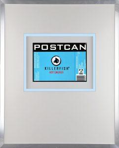 - Killerfish - 40x50cm