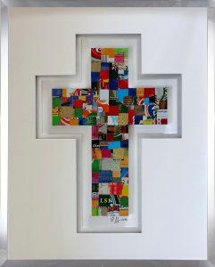 - Das lebendige Kreuz - 40x50cm