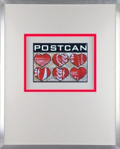 Postcan - Hearts -