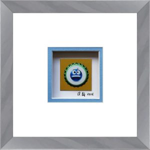 - Emoticon (Blau) 12/12 -