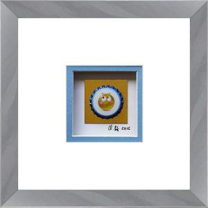 - Emoticon (Gelb) 9/12 -
